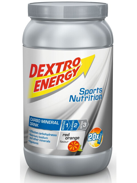 Dextro Energy Carbo Mineral Drink Red Orange 1120g